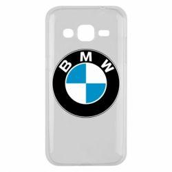 Чехол для Samsung J2 2015 BMW Small