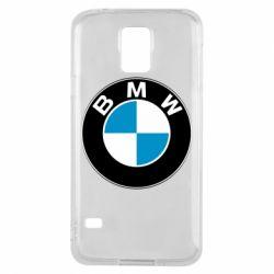 Чехол для Samsung S5 BMW Small