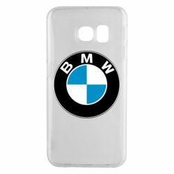 Чехол для Samsung S6 EDGE BMW Small