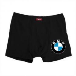 Мужские трусы BMW Small - FatLine