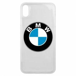 Чехол для iPhone Xs Max BMW Small