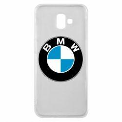 Чехол для Samsung J6 Plus 2018 BMW Small