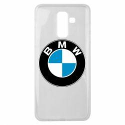 Чехол для Samsung J8 2018 BMW Small