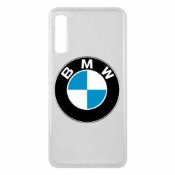 Чехол для Samsung A7 2018 BMW Small