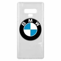 Чехол для Samsung Note 9 BMW Small