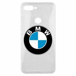 Чехол для Xiaomi Mi8 Lite BMW Small