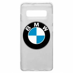 Чехол для Samsung S10+ BMW Small