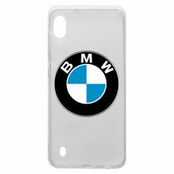 Чехол для Samsung A10 BMW Small