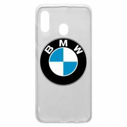 Чехол для Samsung A20 BMW Small