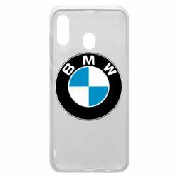 Чехол для Samsung A30 BMW Small