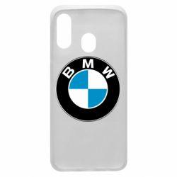 Чехол для Samsung A40 BMW Small