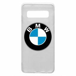 Чехол для Samsung S10 BMW Small
