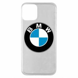 Чехол для iPhone 11 BMW Small