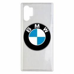 Чехол для Samsung Note 10 Plus BMW Small