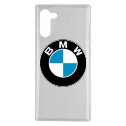Чехол для Samsung Note 10 BMW Small