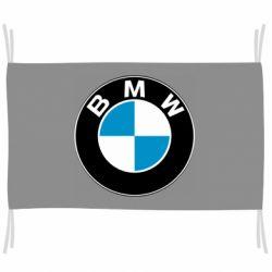 Флаг BMW Small