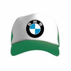 Детская кепка-тракер BMW Small