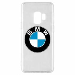 Чехол для Samsung S9 BMW Small