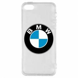 Чехол для iPhone5/5S/SE BMW Small