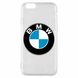 Чехол для iPhone 6/6S BMW Small
