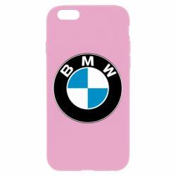 Чехол для iPhone 6 Plus/6S Plus BMW Small