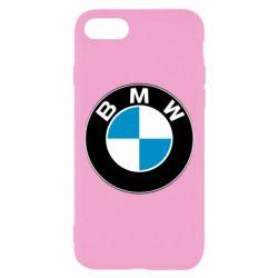 Чехол для iPhone 7 BMW Small