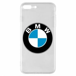 Чехол для iPhone 7 Plus BMW Small
