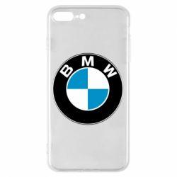 Чехол для iPhone 8 Plus BMW Small