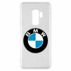 Чехол для Samsung S9+ BMW Small