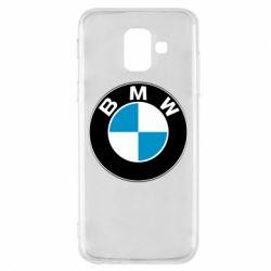 Чехол для Samsung A6 2018 BMW Small
