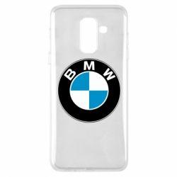 Чехол для Samsung A6+ 2018 BMW Small
