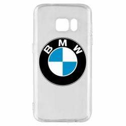 Чехол для Samsung S7 BMW Small