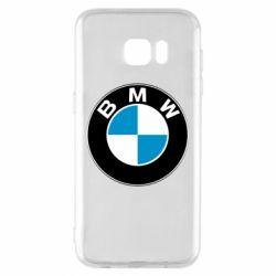 Чехол для Samsung S7 EDGE BMW Small