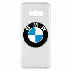 Чехол для Samsung S8 BMW Small