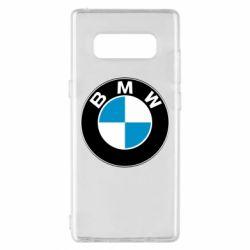 Чехол для Samsung Note 8 BMW Small
