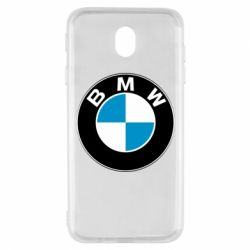 Чехол для Samsung J7 2017 BMW Small