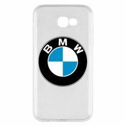 Чехол для Samsung A7 2017 BMW Small