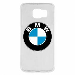 Чехол для Samsung S6 BMW Small