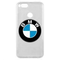 Чехол для Xiaomi Mi A1 BMW Small