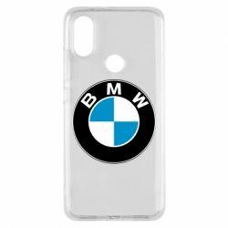Чехол для Xiaomi Mi A2 BMW Small