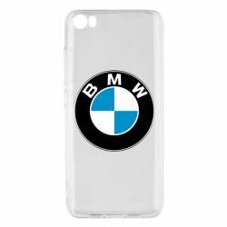 Чехол для Xiaomi Mi5/Mi5 Pro BMW Small