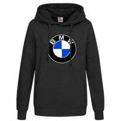 Женская толстовка BMW - FatLine