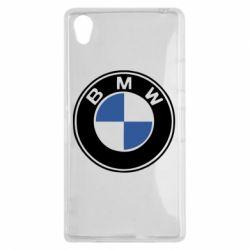 Чехол для Sony Xperia Z1 BMW - FatLine