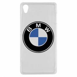 Чехол для Sony Xperia Z3 BMW - FatLine