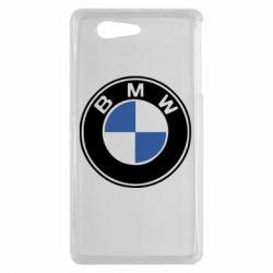 Чехол для Sony Xperia Z3 mini BMW - FatLine
