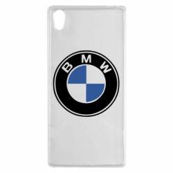 Чехол для Sony Xperia Z5 BMW - FatLine