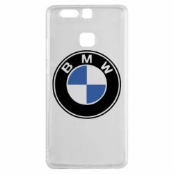 Чехол для Huawei P9 BMW - FatLine