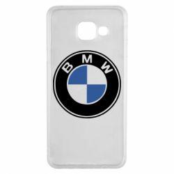 Чехол для Samsung A3 2016 BMW
