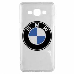 Чехол для Samsung A5 2015 BMW - FatLine
