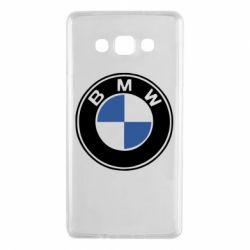 Чехол для Samsung A7 2015 BMW